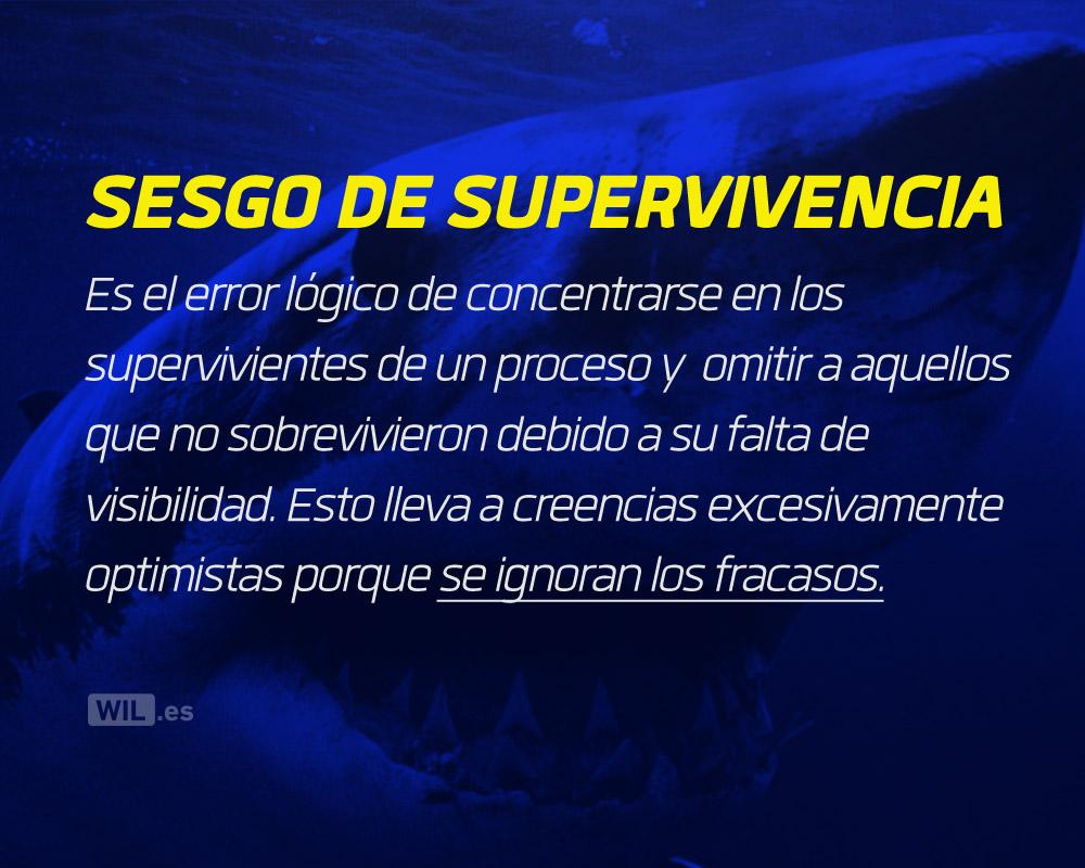 Wil.es | Definición de Sesgo de Supervivencia